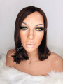 11inch European Virgin Glueless Wig
