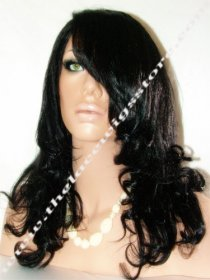 "14"" Bodywave Color #1 Styled"