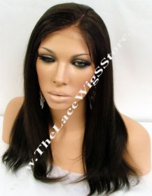 "14"" Lace Front Light Yaki Color 2"