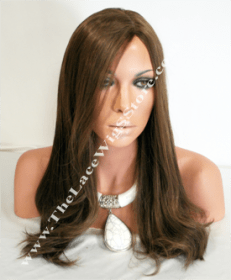 18inch-Sheitel-Kosher-Mongolian-Virgin-Jewish-Wig-Light-Brown
