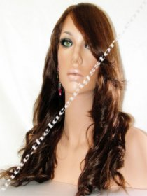 "18"" Body Wave Color #3 Styled"
