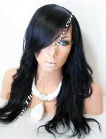 18inch-lace-wig-light-yaki-jet-black-with-bangs-and-layers