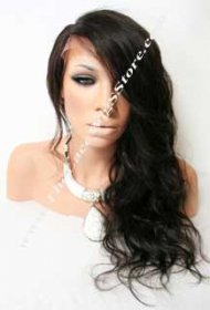 22inch Chinese Virgin Body Wave Natural Color