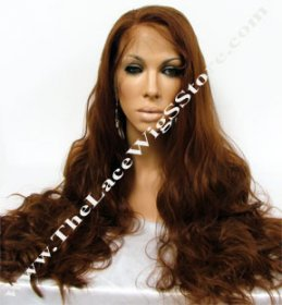 Lace Front 24inch BodyWave Color 4
