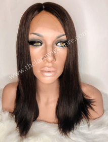 14inch European Kosher Medium Brown Color