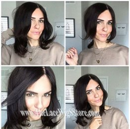 "14"" HD Glueless Wig Color 2"
