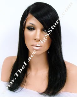 12inch Lace Front Light Yaki Color 1 or 2