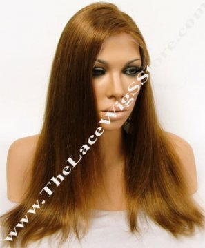 """16"""" Silky Straight Color 30"""