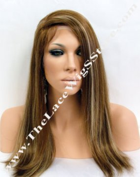 "18"" Natural Straight Color 4by27 Highlight"