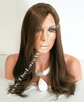 18inch-Sheitel-Kosher-Mongolian-Virgin-Jewish-Wig-Light-Brown