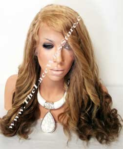 14inches to 22inch Full Lace Wig Wet n Wavy Mixed