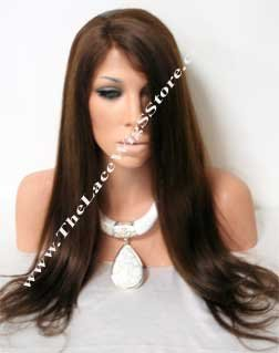 20inch Lace Front Light Yaki Color 3