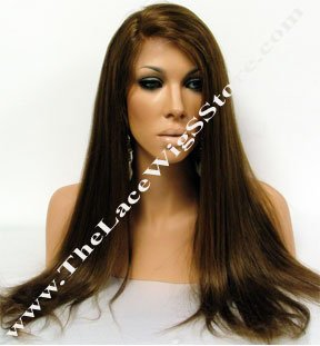 20inch Lace Front Straight Color 4