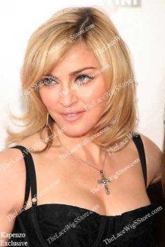 Kapenzo Madonna Lace Wig