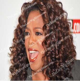 Kapenzo Oprah Lace Wig