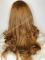 24inch Strawberry Blonde European KosherWig